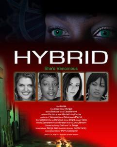 hybrid poster