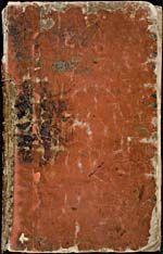 1800s diary