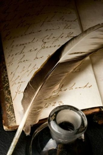 ink and quill